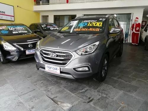 Hyundai ix35 2.0 16v 2wd flex aut. ix35 2.0l gl (flex) (aut)