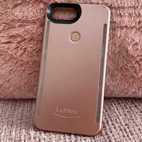 Iphone iluminado case