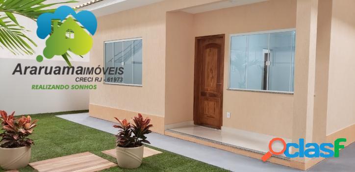 Oportunidade Unica casa nova com 2 quartos sem entrada 1