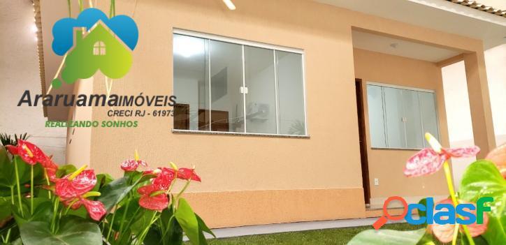 Oportunidade Unica casa nova com 2 quartos sem entrada 2