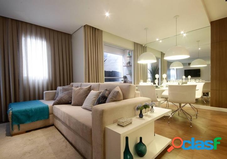 Apartamento 3 dormitorios 249 mil perto shopping aricanduva
