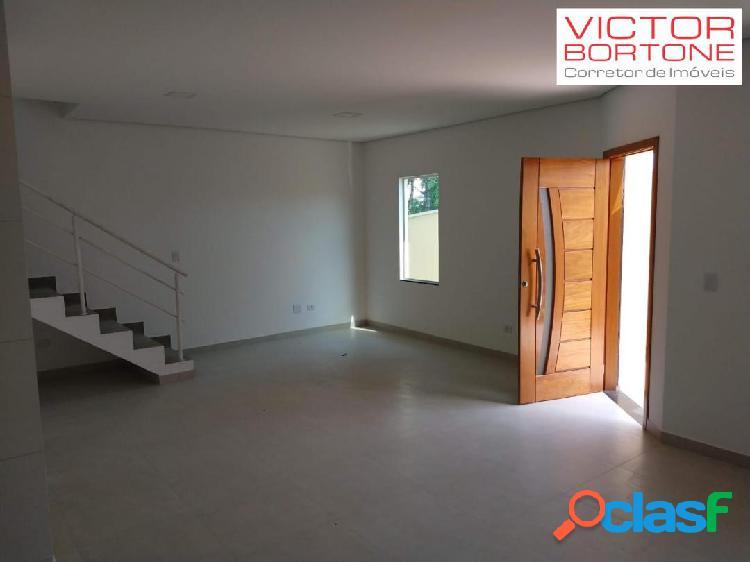 Casa nova condomínio vila oliveira