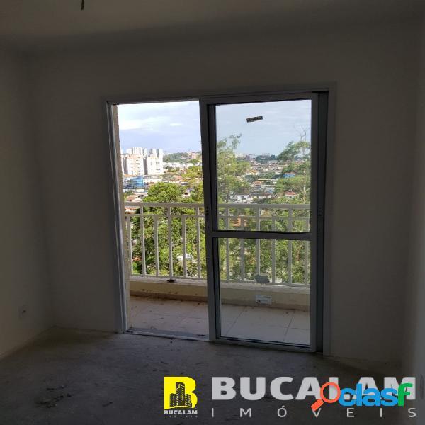 Apartamento novo no Condomínio Família Taboão 2