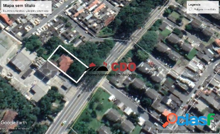 Estrada de Itapecerica Terreno para comércio 1.200 m²