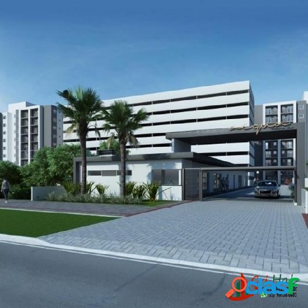 Acqua residence club - apartamento de 2 dormitórios - três vendas pelotas