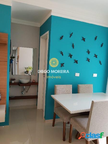 Apartamento á venda em atibaia - 2 suítes
