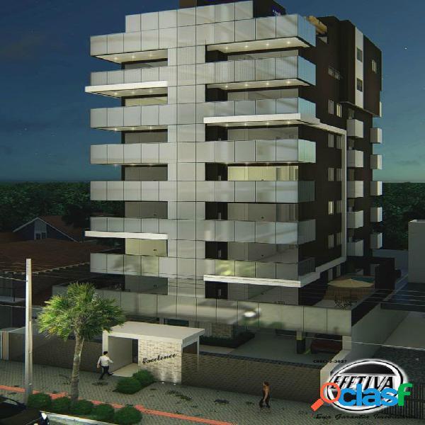 Apartamento 3 quartos novo - centro - guaratuba