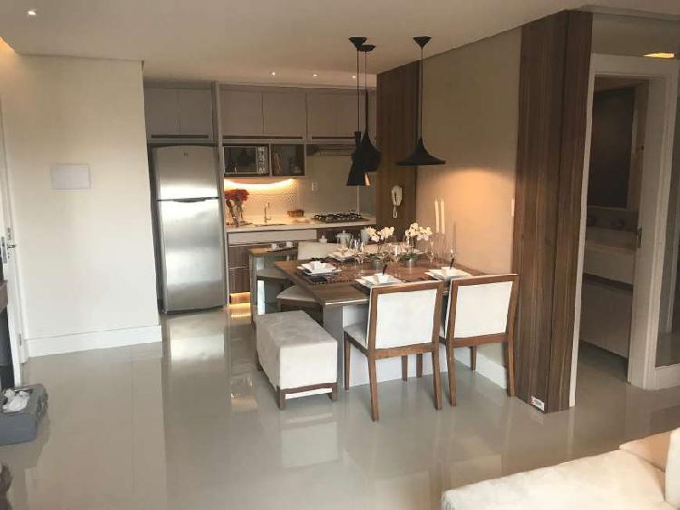 Apartamento novo pronto para morar, 3 dormitorios com suite