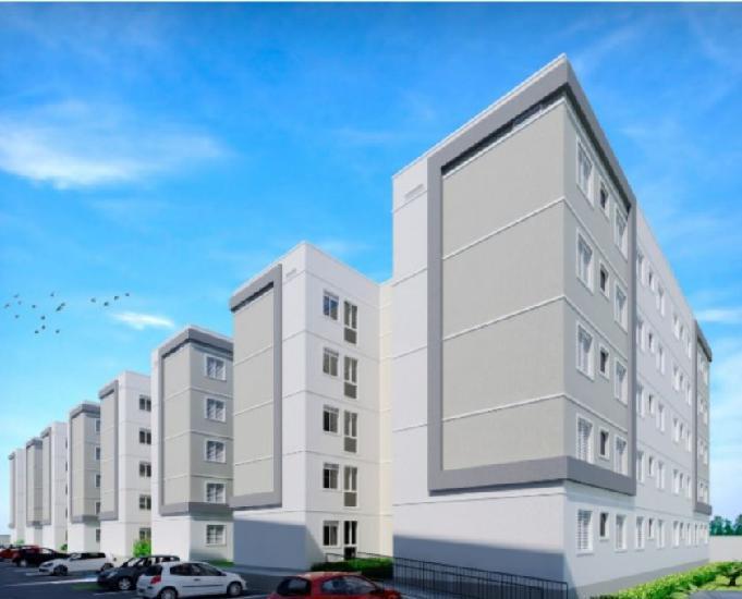 Apartamento city 2 dorms minha casa minha vida com lazer