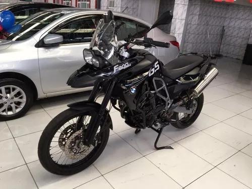 Bmw f800 gs triple black ano 2013