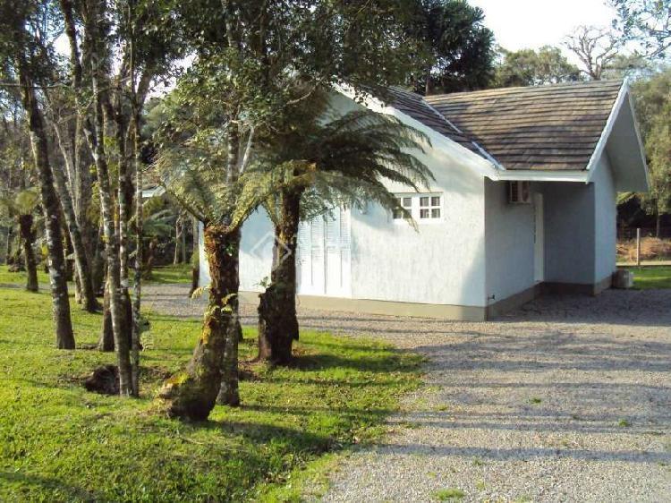 Canela - casa padrão - alpes verdes