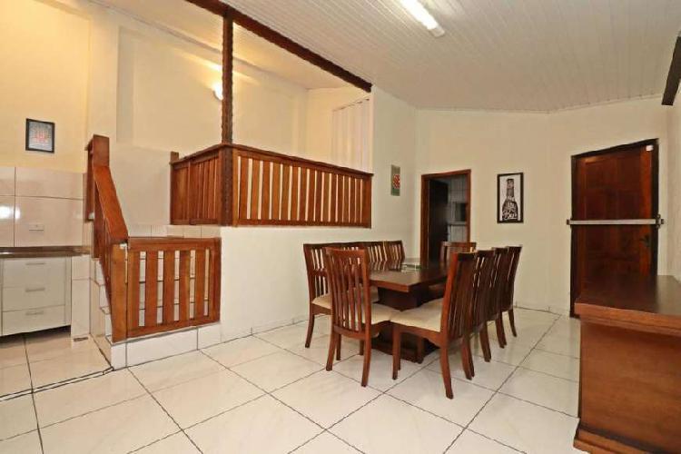 Casa com 2 dormitórios à venda, 77 m² - parque