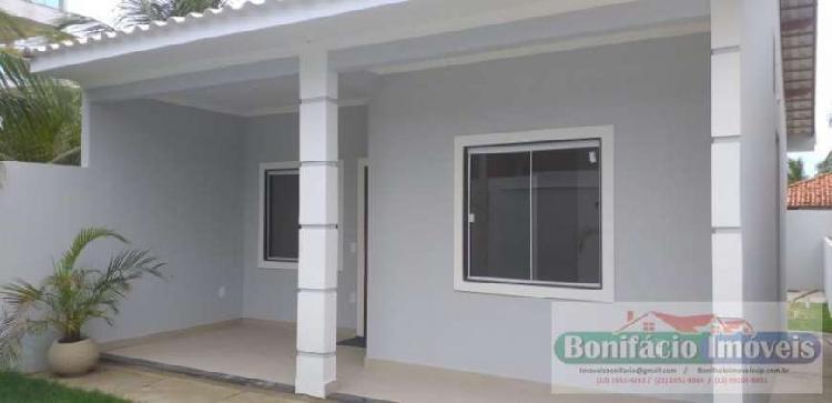 Casa para venda em saquarema, itaúna, 2 dormitórios, 1