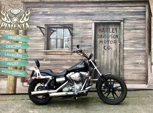 Harley davidson dyna super glide 2010