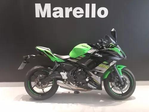Kawasaki ninja 650 2018 z650 yamaha xj6 (g)