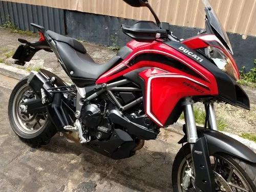 Moto ducati multistrada 950 2018