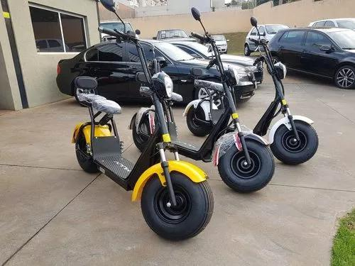 Scooter eletrica muuv patinete 0km 2020