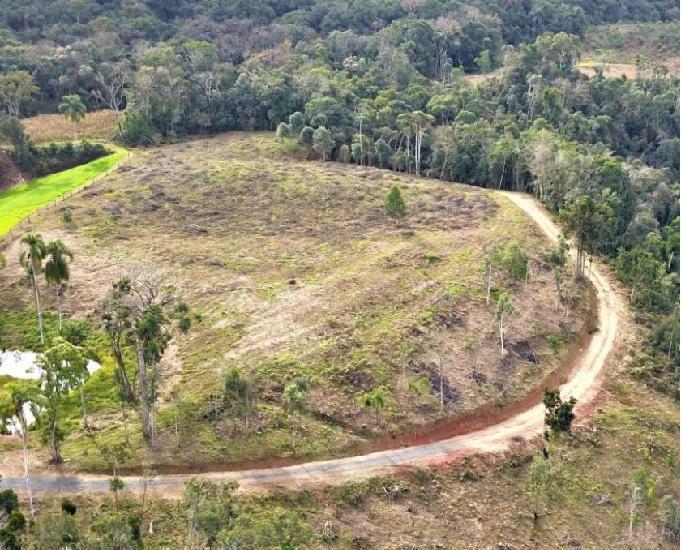 Terreno de chácara à venda em ituporanga no rio batalha