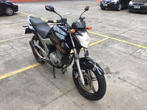 Yamaha fazer ys250 - ano 2011 - preta super conservada