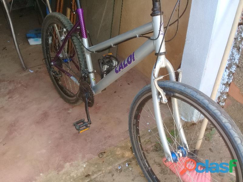Bicicleta Caloi aro 26 3
