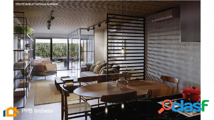 Maravilhoso apartamento double suíte em ipanema - lançamento