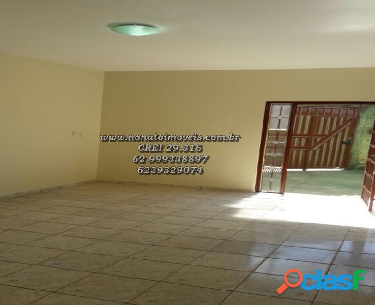 Oportunidade casa 400m² de aréa total no setor vila maria r$ 250.000,00