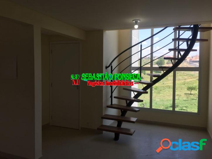Apartamento cobertura duplex - jardim santa julia