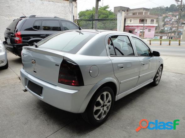 Chevrolet astra advantage 2.0 mpfi 8v flexpower 5p prata 2011 2.0 flex