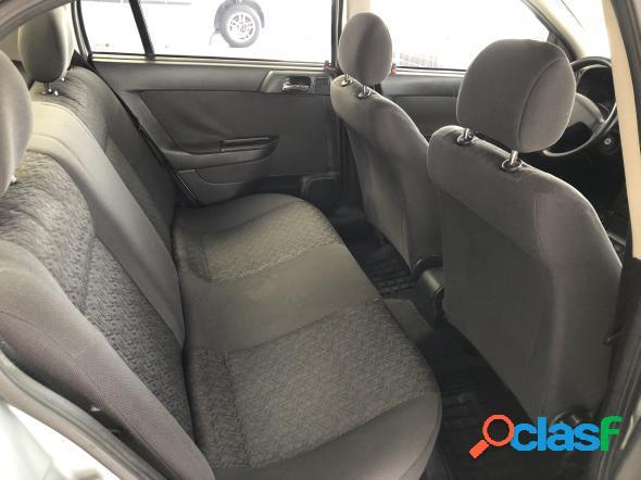 Chevrolet astra sed. advant. 2.0 8v mpfi flexp. 4p prata 2007 2.0 flex