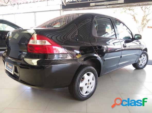 Chevrolet prisma sed. joy 1.4 8v econoflex 4p preto 2007 1.4 flex