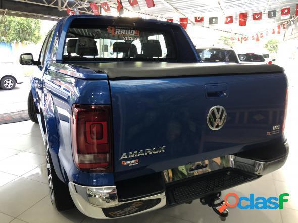 Volkswagen amarok extreme cd 3.0 4x4 tb dies. aut. azul 2020 3.0 diesel