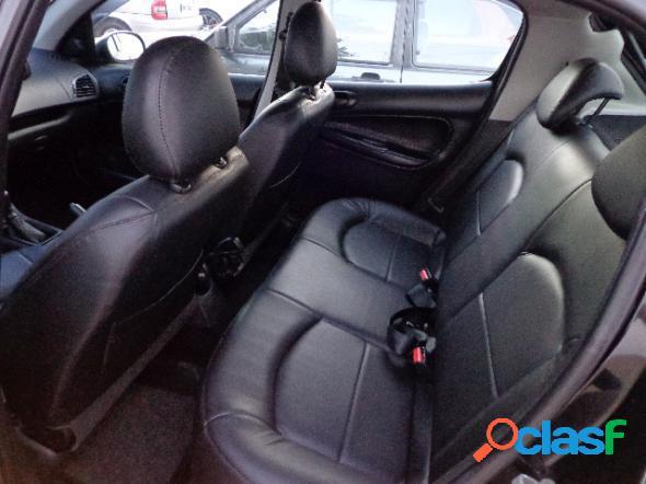 Peugeot 207 xr sport 1.4 flex 8v 5p preto 2010 1.4 flex