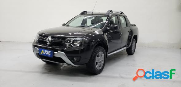 Renault duster oroch dyna. 1.6 flex 16v mec. preto 2016 1.6 flex