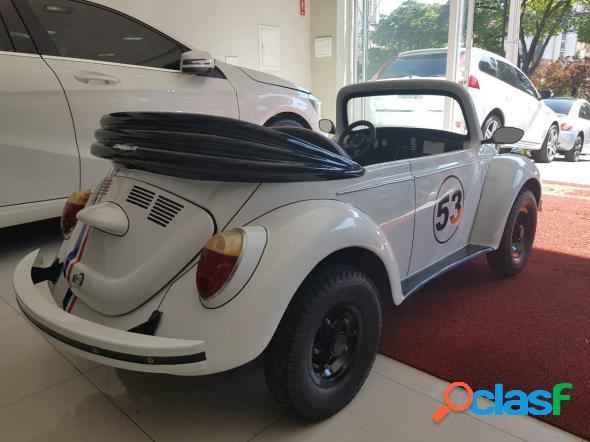 Volkswagen fusca branco 0 00 gasolina