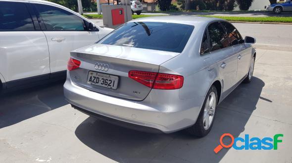 Audi a4 1.8 tip. multitronic turbo prata 2015 1.8 gasolina