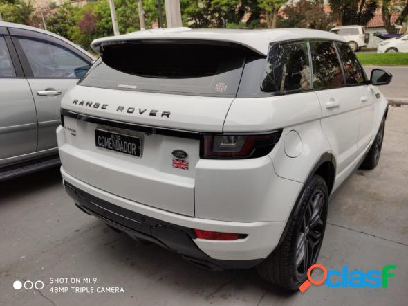 Land rover range r.evoque si4 hse dyn. 2.0flex aut branco 2018 2.0 flex