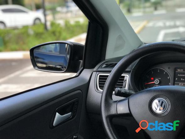 Volkswagen spacefox trend i motion 1.6 t. flex 8v preto 2012 1.6 flex
