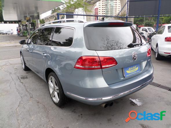 Volkswagen passat variant turbo 2.0 fsi tiptron. 5p cinza 2012 2.0 tsi gasolina