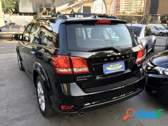 Dodge journey rt 3.6 v6 aut. preto 2013 3.6 v6 gasolina