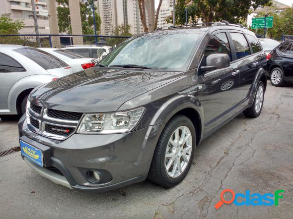 Dodge journey rt 3.6 v6 aut. preto 2015 3.6 gasolina
