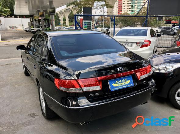 Hyundai azera gls 3.3 v6 24v 4p aut. preto 2008 3.3 v6 gasolina