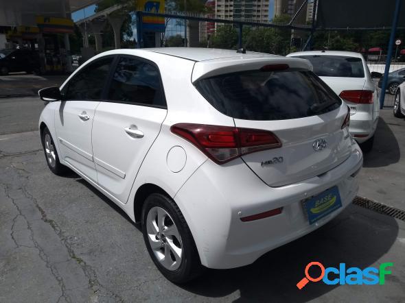 Hyundai hb20 c.stylec.plus 1.6 flex 16v aut. branco 2016 1.6 flex
