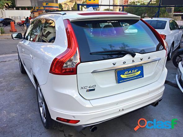 Volvo xc 60 2.0 t5 r-design branco 2015 2.0 t gasolina