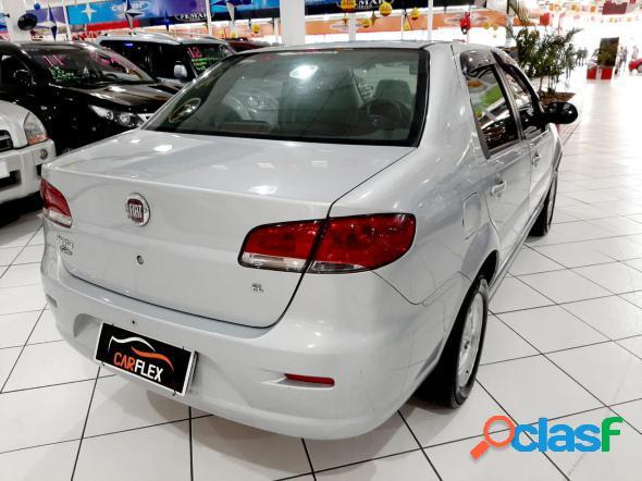 Fiat siena el 1.0 mpi fire flex 8v 4p prata 2012 1.0 flex