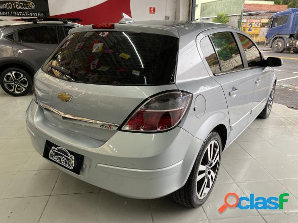 Chevrolet vectra gt-x 2.0 mpfi 8v flexpower aut. prata 2011 2.0 flex