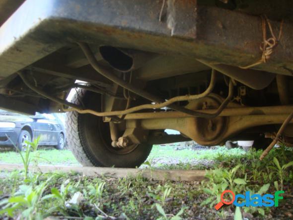 Kia besta gs 2.7 8v 12l diesel bege 1999 2.7 diesel
