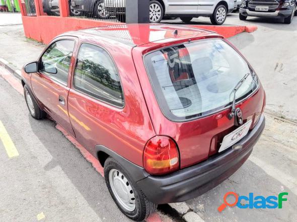 Chevrolet corsa wind 1.0 mpfi efi 2p vermelho 1996 1.0 gasolina