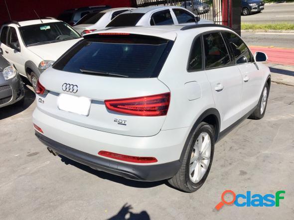 Audi q3 2.0 tfsi quat. 170180cv s-tronic 5p branco 2015 2.0 gasolina