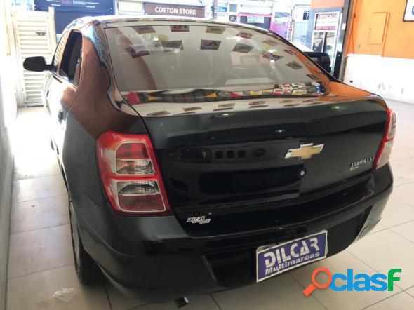 Chevrolet cobalt lt 1.4 8v flexpower 4p preto 2012 1.4 flex