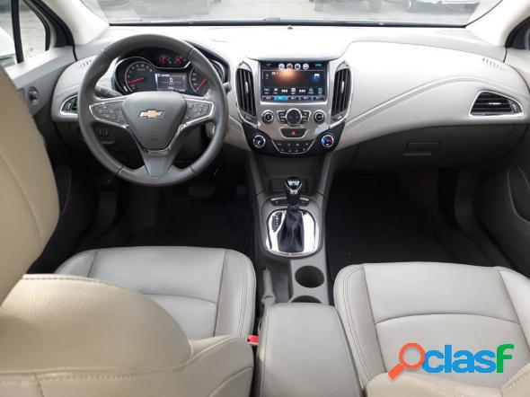 Chevrolet cruze ltz 1.4 16v turbo flex 4p aut. branco 2017 1.4 flex